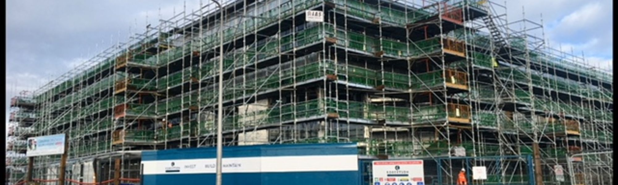 IAS Scaffolding Services in Dundee, Scotland