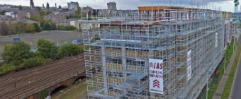 Commercial and Local Authority Scaffolding Services