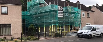 Residential and Domestic Scaffolding Services